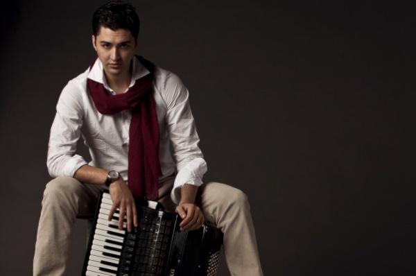 Концерт Никиты Власова (аккордеон)