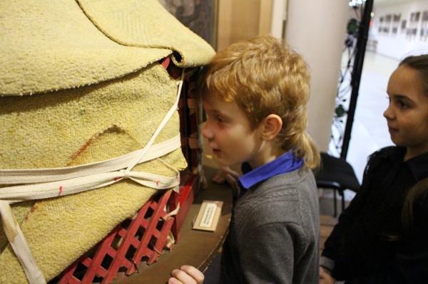 Выставка «Истории красного жука»