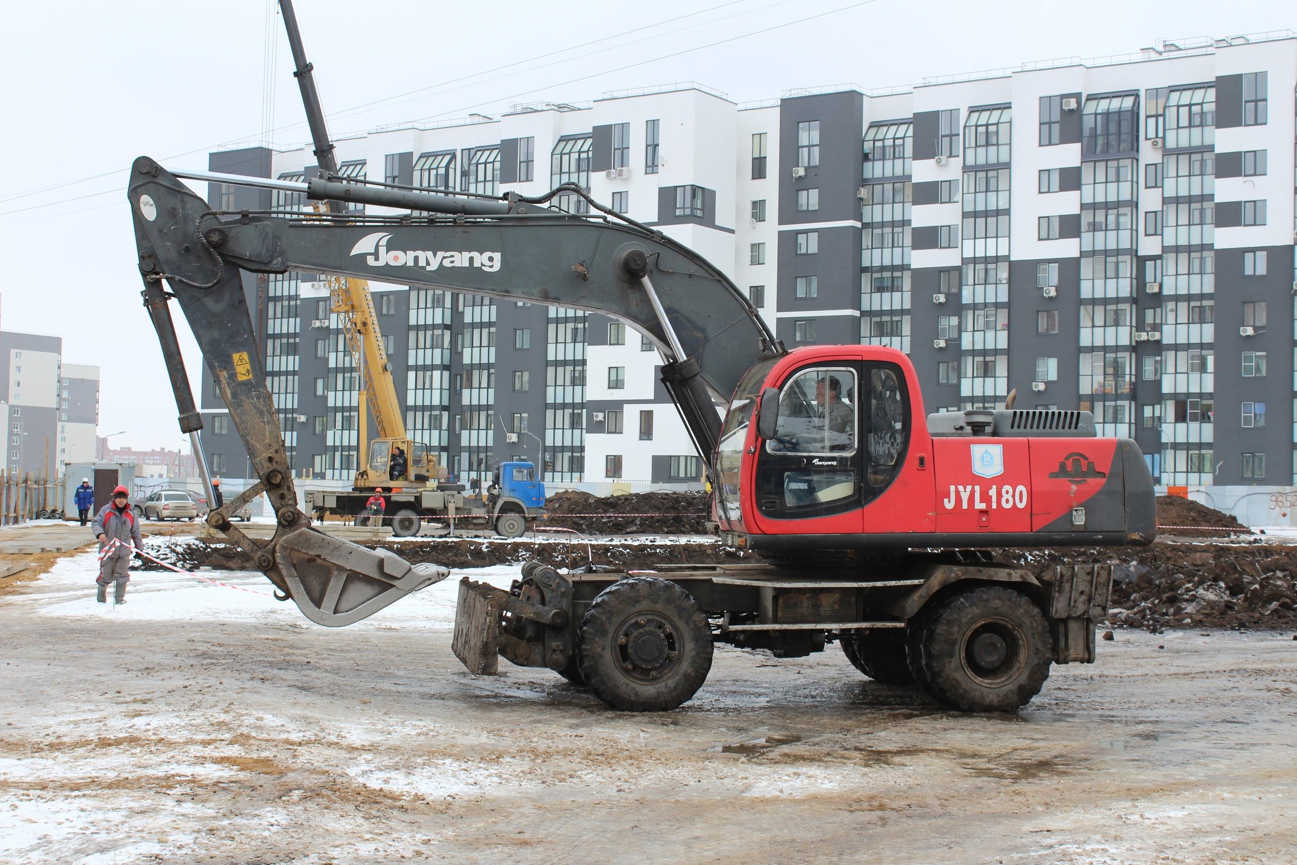 В Тольятти началось строительство школы в 20-м кв-ле и детского сада в 14а кв-ле