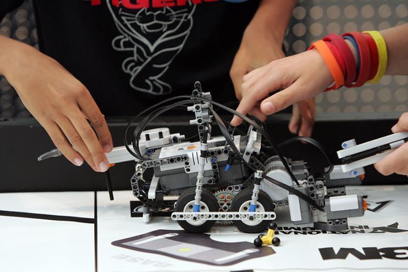 Курсы робототехники в Тольятти