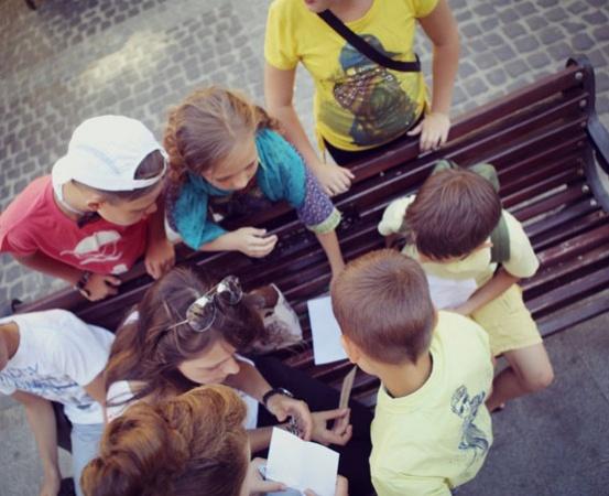 """Квест для детей """"Пешком по Тольятти"""""""