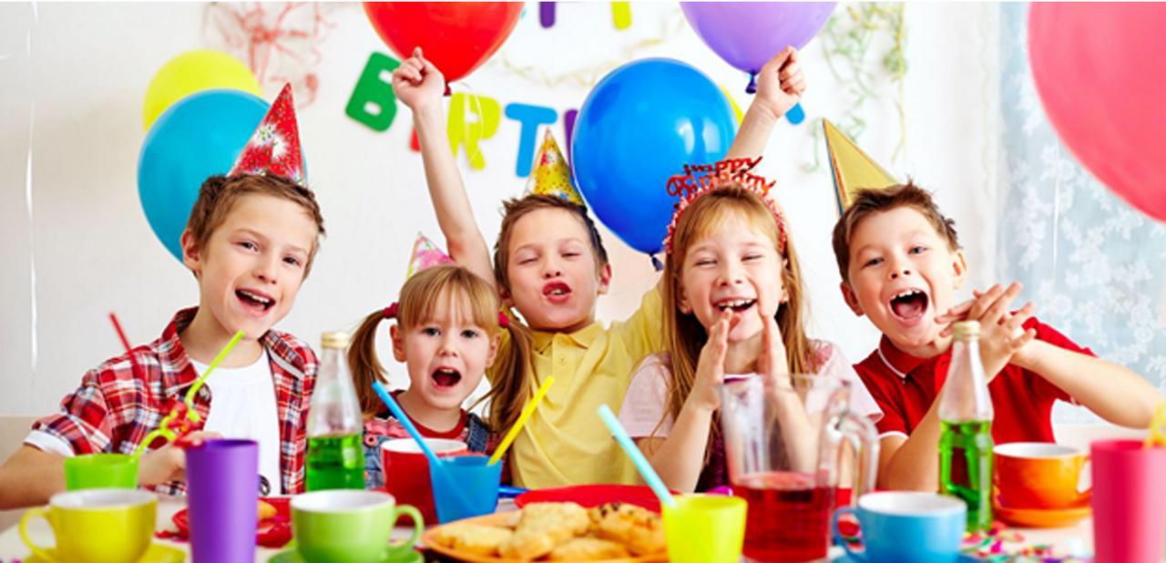 Детский день рождения в Тольятти