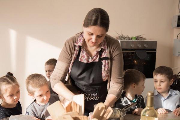 Кулинарный мастер-класс для детей и взрослых