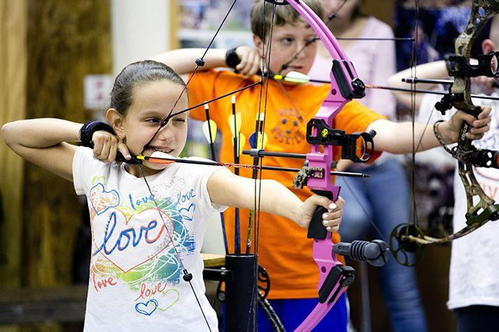 Юные тольяттинцы смогут обучиться стрельба из лука